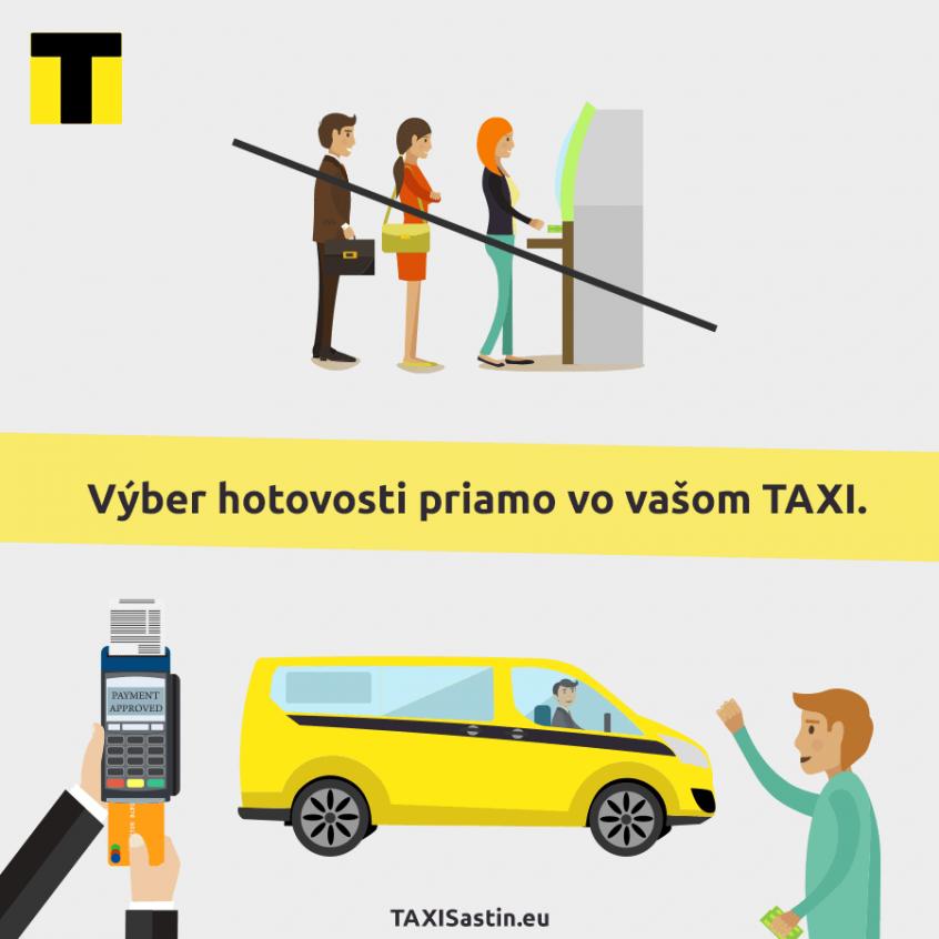 Bankomat Šaštín-Stráže priamo v aute