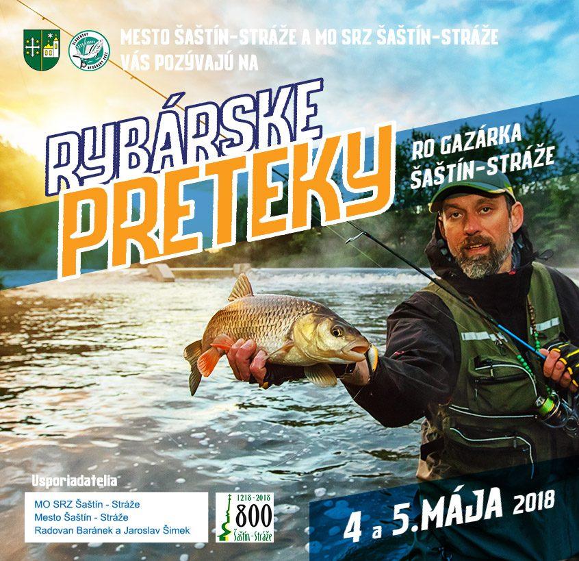 Rybárske preteky Šaštín-Stráže